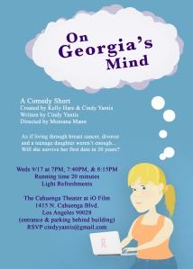 ON GEORGIAS MIND Screening Invitation
